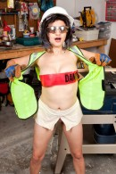 Mia Atomic in exotic and hairy gallery from ATKPETITES - #1
