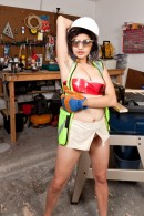 Mia Atomic in exotic and hairy gallery from ATKPETITES - #8