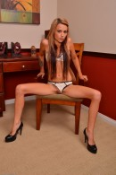 Laney Boggs in lingerie gallery from ATKPETITES - #12
