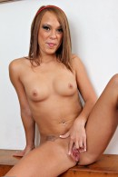 Haley Sweet in masturbation gallery from ATKPETITES - #6