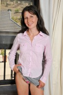 Oksana in mature and hairy gallery from ATKPETITES - #1