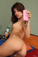Veronica Rodriguez in masturbation gallery from ATKPETITES - #5