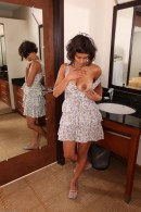 Sonya in exotic and hairy gallery from ATKPETITES - #9