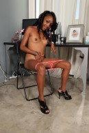 LeBrooks in upskirts and panties gallery from ATKPETITES - #14
