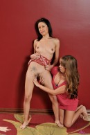 Lilly Evans & Ella Milano in lesbian gallery from ATKPETITES - #15