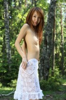 Tatiana in exotic and hairy gallery from ATKPETITES - #11