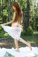 Tatiana in exotic and hairy gallery from ATKPETITES - #13
