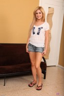 Kendal Kenzie in upskirts and panties gallery from ATKPETITES - #9