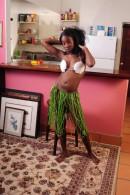 Maya in black women gallery from ATKPETITES - #9