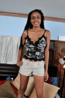 Gigi in black women gallery from ATKPETITES - #1