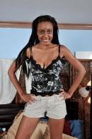 Gigi in black women gallery from ATKPETITES - #9