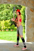 Shyla Jennings in uniforms gallery from ATKPETITES - #10