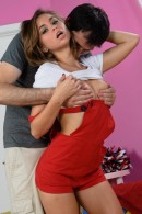 Riley Reid in action gallery from ATKPETITES - #11