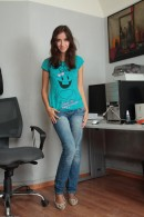 Grace Young in masturbation gallery from ATKPETITES - #1
