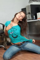 Grace Young in masturbation gallery from ATKPETITES - #12