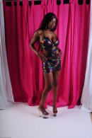 Coco Ferrari in black women gallery from ATKPETITES - #8