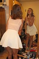 Riley Reid in behind the scenes gallery from ATKPETITES - #14