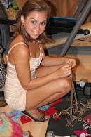 Riley Reid in behind the scenes gallery from ATKPETITES - #4