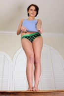 Kelly Klass in upskirts and panties gallery from ATKPETITES - #13