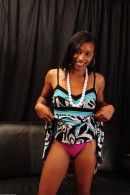 Valarie Gibson in upskirts and panties gallery from ATKPETITES - #9