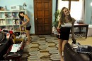 Shyla Jennings & Bailey Blue in behind the scenes gallery from ATKPETITES - #10