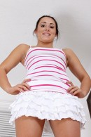 Lola Foxx in upskirts and panties gallery from ATKPETITES - #1