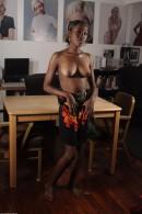 Maya in black women gallery from ATKPETITES - #13