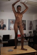 Maya in black women gallery from ATKPETITES - #7