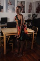 Maya in black women gallery from ATKPETITES - #8