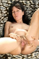 Oksana in mature and hairy gallery from ATKPETITES - #2