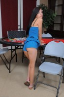 Zoey Kush in upskirts and panties gallery from ATKPETITES - #11