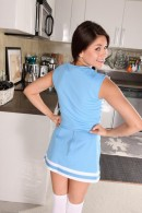 Shyla Jennings in upskirts and panties gallery from ATKPETITES - #9