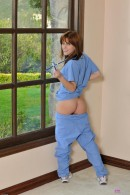 Sabrina Starr in uniforms gallery from ATKPETITES - #10