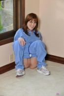Sabrina Starr in uniforms gallery from ATKPETITES - #11