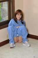 Sabrina Starr in uniforms gallery from ATKPETITES - #12