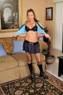 Chelsea Lesley in uniforms gallery from ATKPETITES - #10