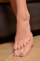 Jenna Rose in footfetish gallery from ATKPETITES - #2