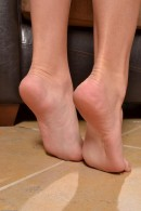 Jenna Rose in footfetish gallery from ATKPETITES - #4