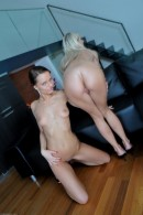 Kari & Niky in lesbian gallery from ATKPETITES - #7