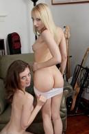 Anna Skye & Ashley Jane in lesbian gallery from ATKPETITES - #7