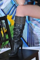Cindy in footfetish gallery from ATKPETITES - #8
