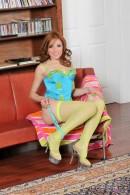 Evilyn Fierce in lingerie gallery from ATKPETITES - #12
