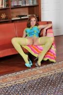 Evilyn Fierce in lingerie gallery from ATKPETITES - #13