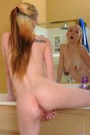 Amy Quinn in masturbation gallery from ATKPETITES - #3
