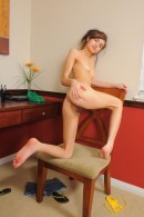Zoey Kush in scary hairy gallery from ATKPETITES - #3