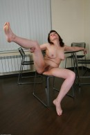 Eva in scary hairy gallery from ATKPETITES - #7