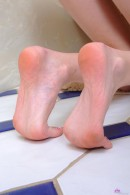 Amy Quinn in footfetish gallery from ATKPETITES - #6