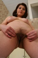 Eva in scary hairy gallery from ATKPETITES - #9