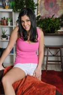 Adriana Kelly in upskirts and panties gallery from ATKPETITES - #10