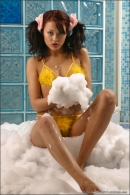 Anna in Bubbles gallery from MPLSTUDIOS by Alexander Fedorov - #14